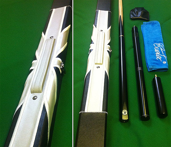 SP56 - All England Special Cue and Case Offer for 2017