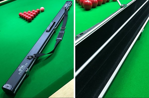 Peradon Halo GO Case For 3/4 Snooker Cue and Extension, Including Shoulder Strap