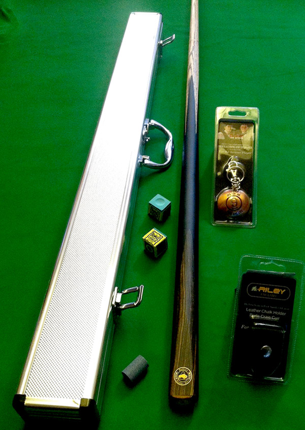 New Chrome Snooker and Pool Players Offer SP53