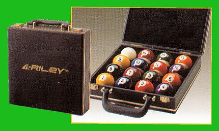 Pool Ball Carrying Case (ref RRB16)