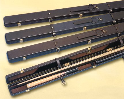 Cases For 3/4 Jointed Cues and Extensions