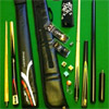 Father And Son Offer Two Snooker Cues And Cases Gift Set £67.00