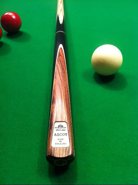 Ascot 3/4 snooker cue