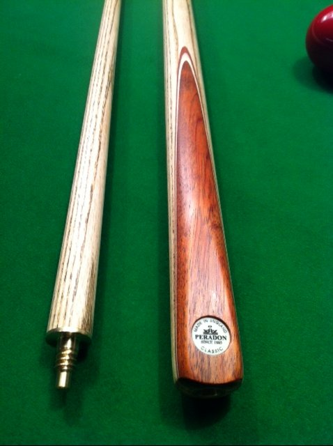 Peradon Classic Two Piece Snooker Cue (SS-1236)