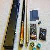 Snooker Cue, Case and Accessories Bundle (Ref SP52) £46.99