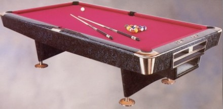 Wide Range Of American Pool Tables Available